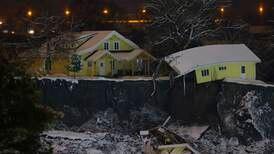 Norsk kyrkoherde efter raset: Vi kan peka på ett hopp