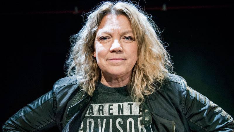 Elisabeth Ohlson är upphovsperson till altartavlan i Malmö.