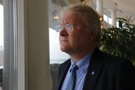 """Lars Adaktusson: """"Jag känner en oro för partiet"""""""