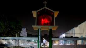 Kyrka attackerad av radikala buddhister
