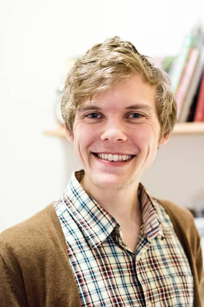Andreas Lundström.