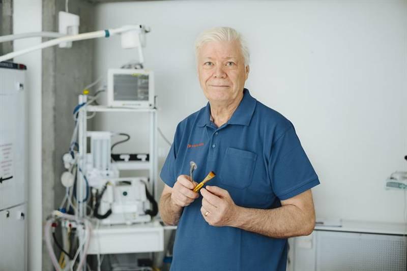 Läkaren Björn Bragée driver en av Sveriges få ME-kliniker.