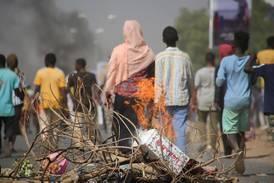 Militärkuppen i Sudan kan leda till inbördeskrig