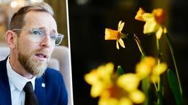 Jakob Forssmed: Påsken är hoppets högtid, också när min egen tro sviktar