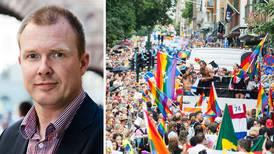 Tankesmedjan Claphaminstitutet kritiserar Pride