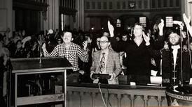 Karismatiska väckelsen på 70-talet spred tungotalet långt utanför pingst