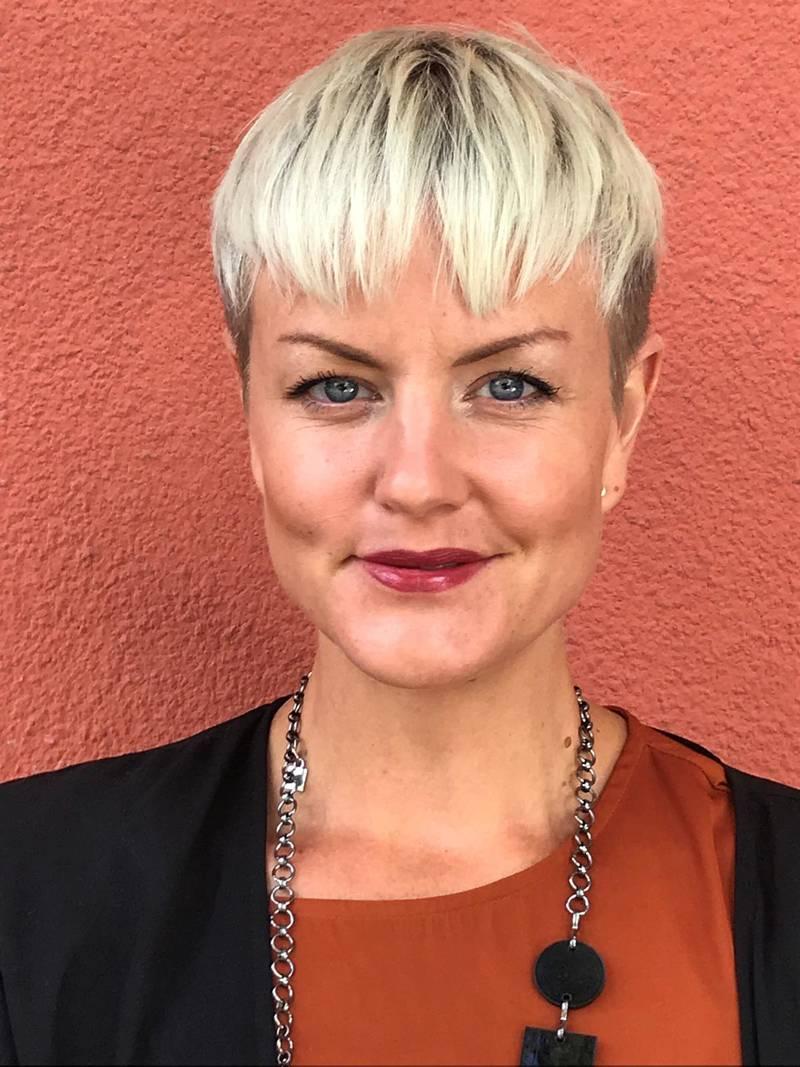 Anna-Carin Abrahamsson.