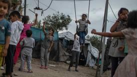 EU-länder tar emot flyktingbarn från Grekland
