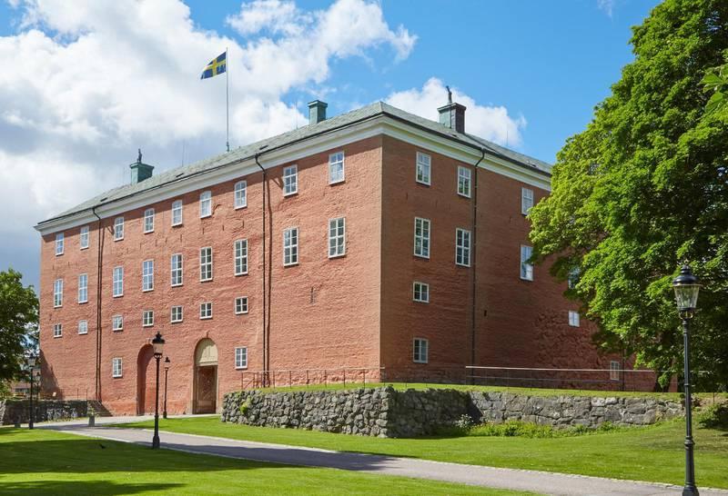 6. Västerås slott.