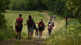 200 mil lång pilgrimsvandring för klimatet inleds