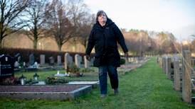 Brist på gravplatser i storstäderna