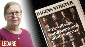 Adoptionsskandal med många offer