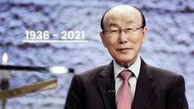 David Yonggi Cho är död