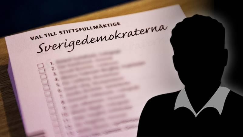 Den SD-politiker i 45-årsåldern som misstänks för mord blev inröstad som förtroendevald i Svenska kyrkan, där han valts in på en av platserna i Göteborgs stiftsstyrelse.