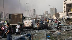 """Pastor i Beirut förtvivlad efter explosionerna – """"Känns som Hiroshima"""""""