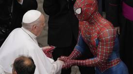 Ovanligt möte för påven i Vatikanen