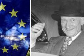 Troende EU-pionjär kan snart bli helgon