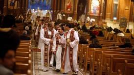 Egyptens största katedral invigd