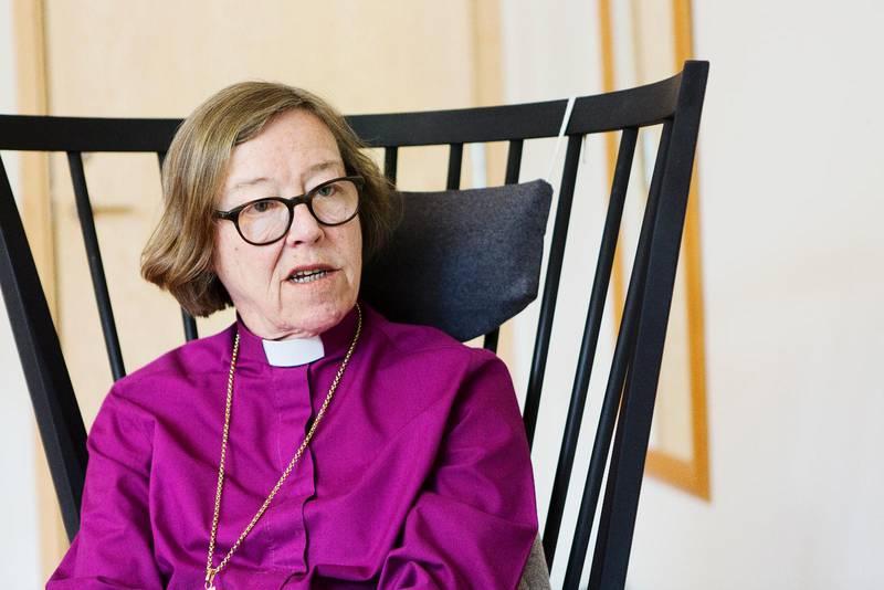 Biskop Eva Brunne är anmäld till Svenska kyrkans ansvarsnämnd för biskopar för att ha ogiltigförklarat ett dop utfört i Swedenborgskyrkan, Herrens nya kyrka.