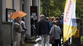 Troende socialdemokrater försvarar partiets plats i kyrkovalet