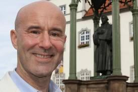 Mark Levengood söker i Martin Luthers fotspår