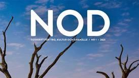 """""""I dödsskuggans dal"""" – nytt nummer av NOD"""