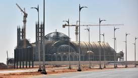 Kopterna i Egypten gläds åt megakatedral