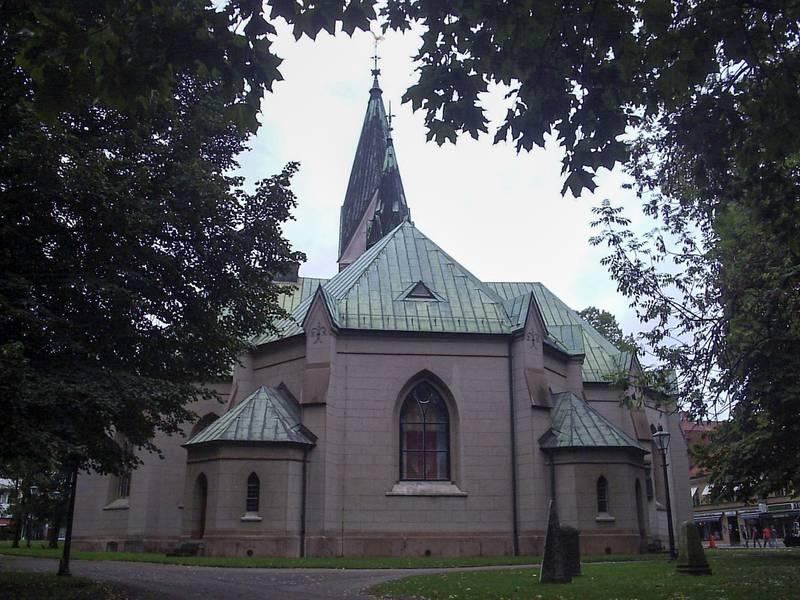 S:ta Helena kyrka i Skövde.