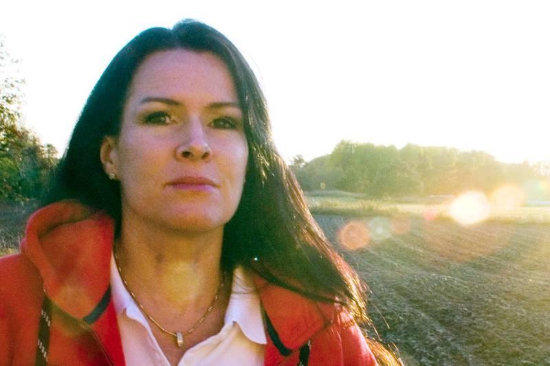 Åsa Waldau 2009.