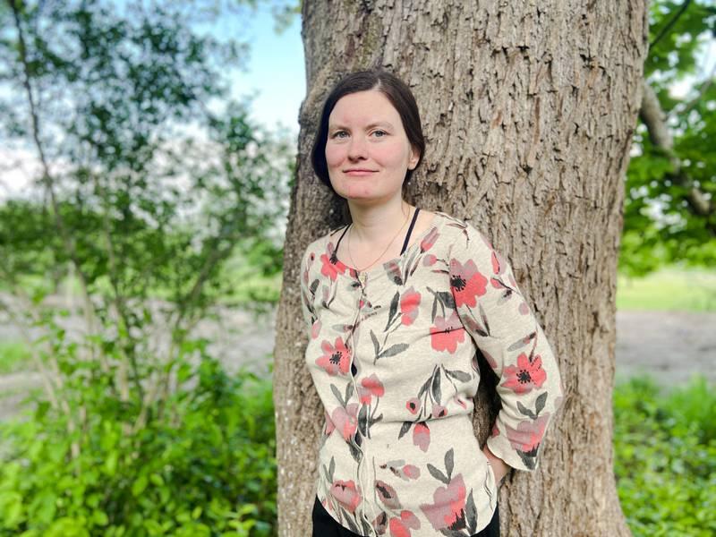 Språkvetaren och författaren Alva Dahl är aktuell med en biografi om Gunnel Vallquist.