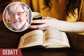 Kristna behöver börja läsa sin bibel