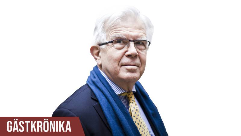 Alf Svensson, Gästkrönika