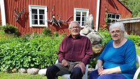 Harry och Elsie Persson firar 170 år i år