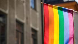Prideflaggor stals och brändes i Skåne