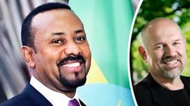 Nobels fredspris till etiopiern och pingstvännen Abiy Ahmed