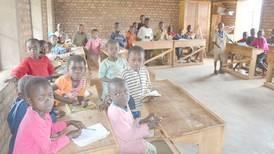 Många barn i Burundi lever i djup fattigdom