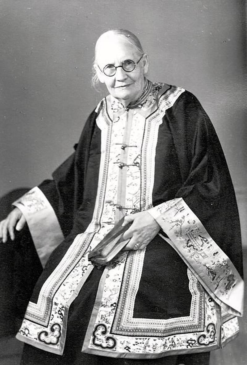 Hedvig Lovisa Rinell, en av Svenska baptistsamfundets pionjärer i Kina, startade flera skolor.