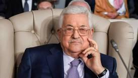 Palestina hotar dra tillbaka erkännandet av israeliska staten