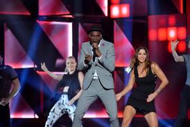 Boris René tar med Gud upp på scen i Melodifestivalen 2016