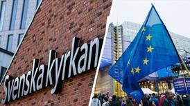 Svenska kyrkans uppmaning till EU: Skapa lagliga vägar för migration