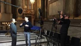 Marcus Birro gör julprogram på DagenTV
