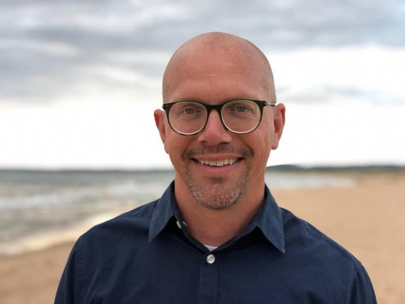 David Blondell, ny pastor i Korskyrkan Jönköping