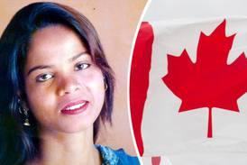 Asia Bibi: Glad att vara i Kanada