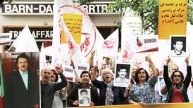 Historisk rättegång om folkrättsbrott i Iran