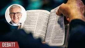 Bara Guds ord och Anden ger sanna svar