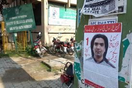 Kristen bloggare från Pakistan dödshotas