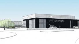 Nu startar Livets ord bygget av nya arenan i Uppsala