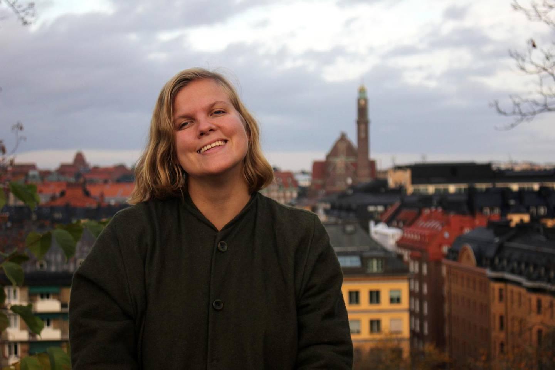 Anna Martinson har tidigare släppt en platta under artistnamnet Anna Dunder.