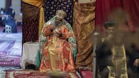 Etiopiens patriark talar om folkmord i sitt hemland