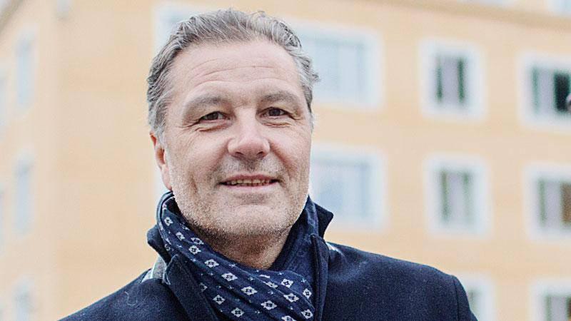 Jan Blom, Livets ord i Uppsala.